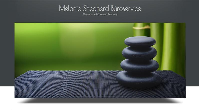 Melanie Shepherd Büroservice